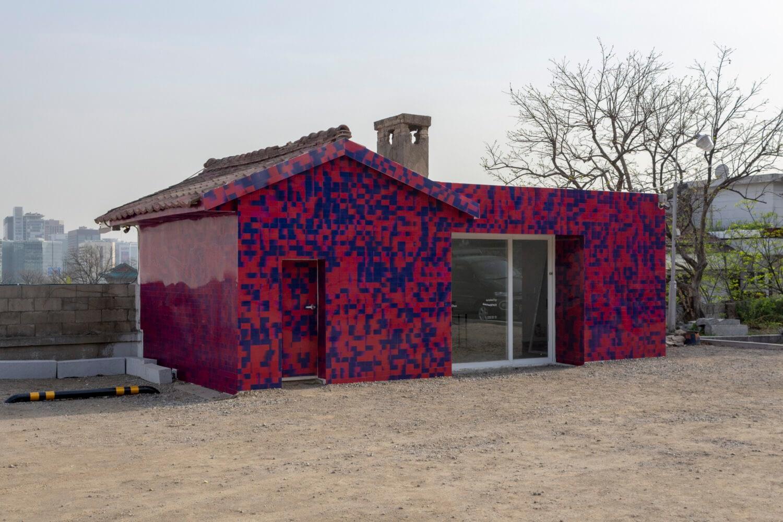 Spectra.013 at PKM Hut, Korea, 2019
